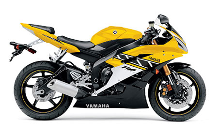 2006 Yamaha YZF R6 50th Anniversary Edition