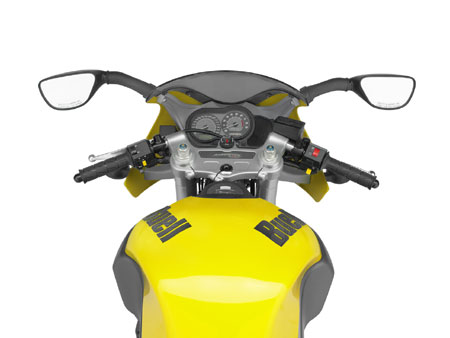 New 2007 Buell Motorcycle Models Announced - Total