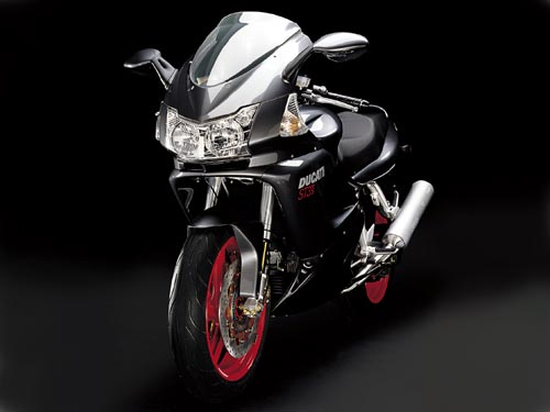 2007 Ducati Sport Touring ST3S ABS