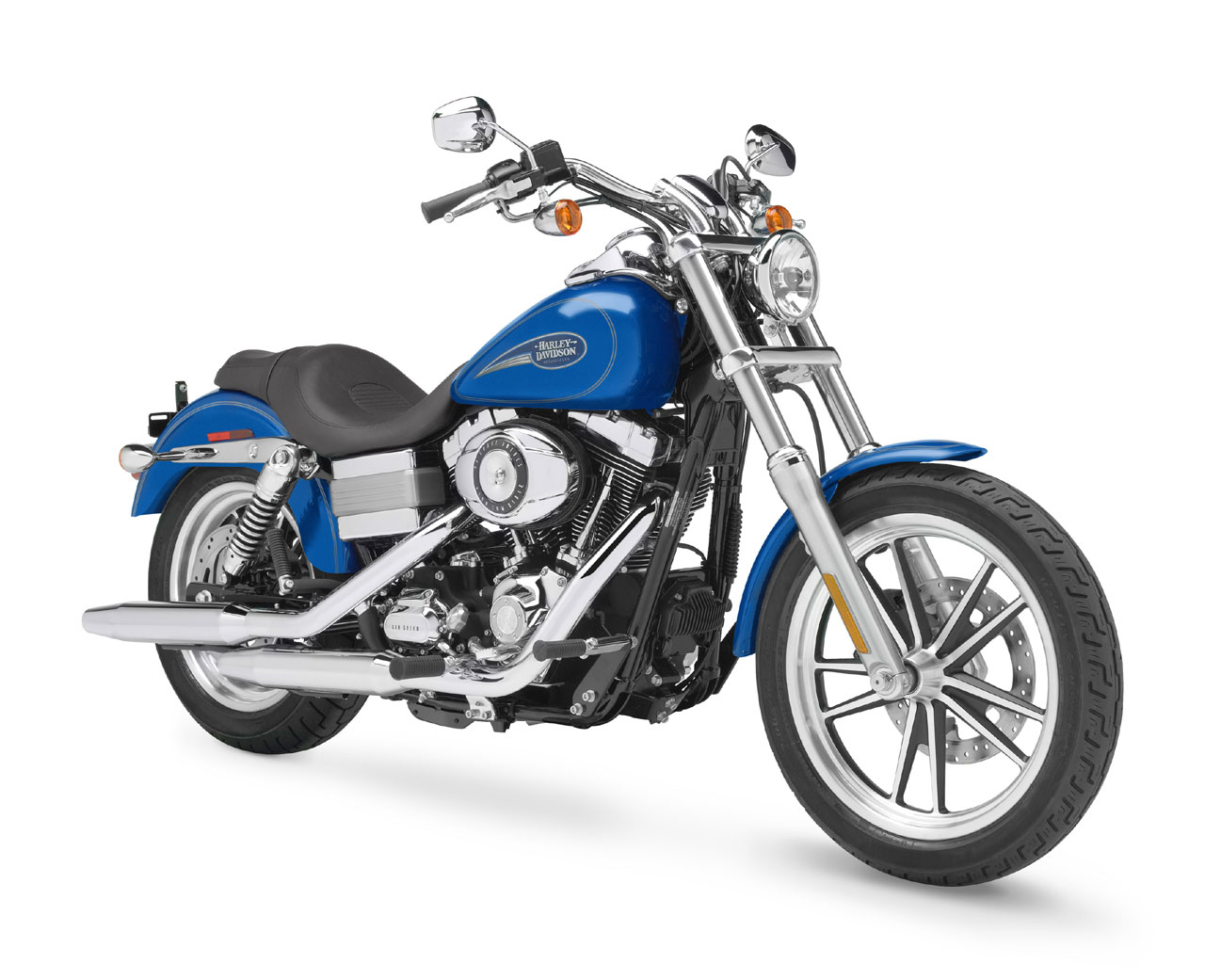 2007 Harley-Davidson FXDL Dyna Low Rider  Reviews