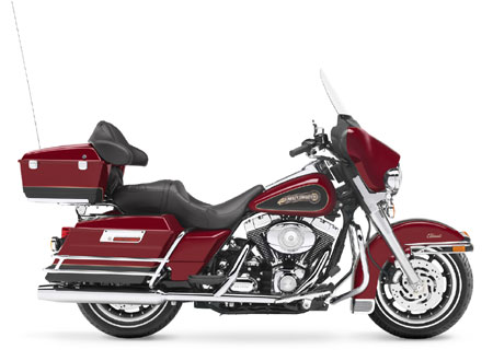 2007 Harley-Davidson FLHTC Electra Glide Classic