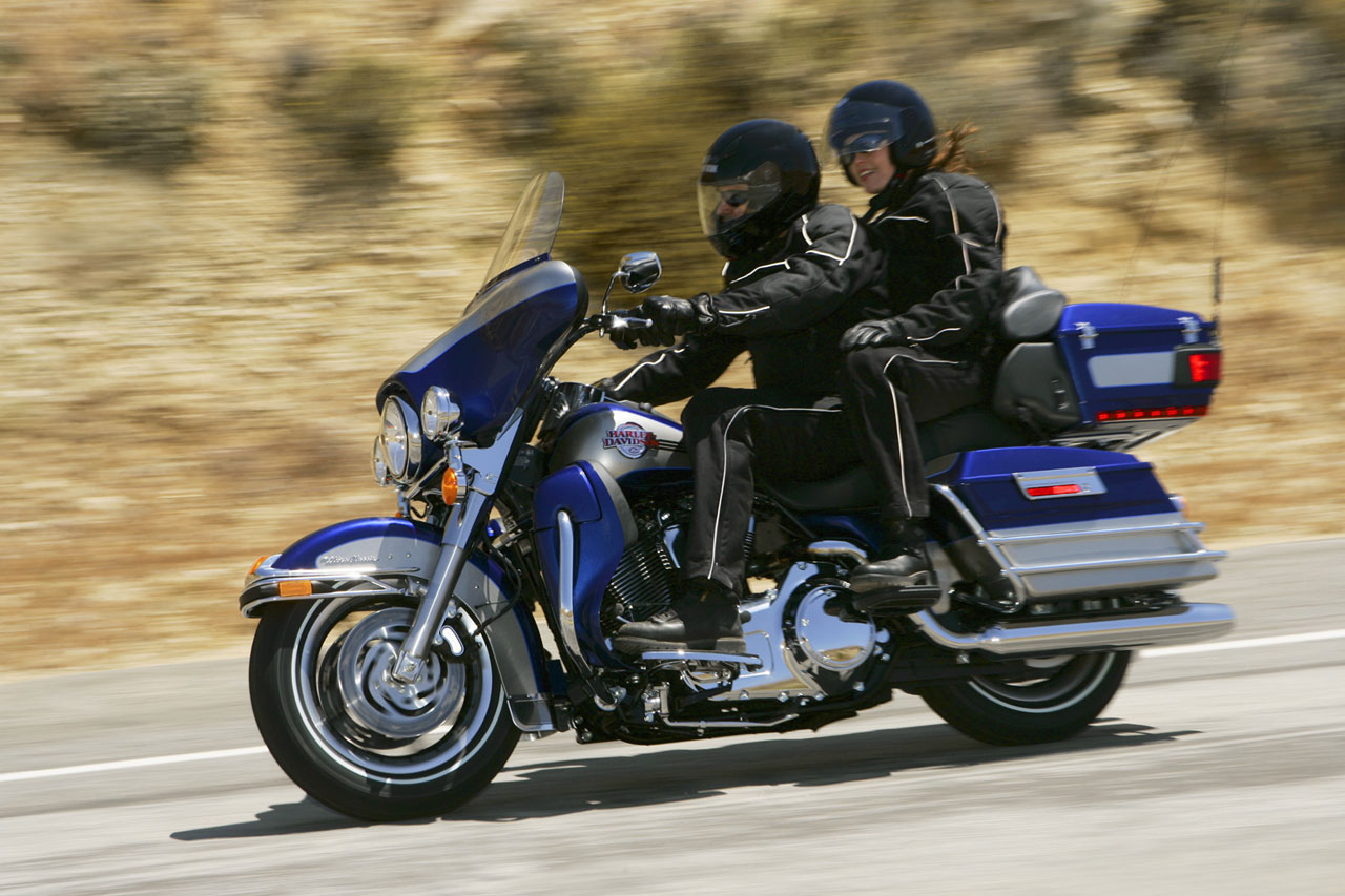 Harley Davidson Ultra Classic Paint Colors