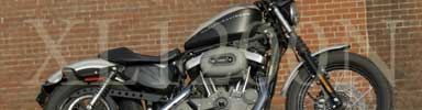 New 2007 Harley-Davidson XL1200N
