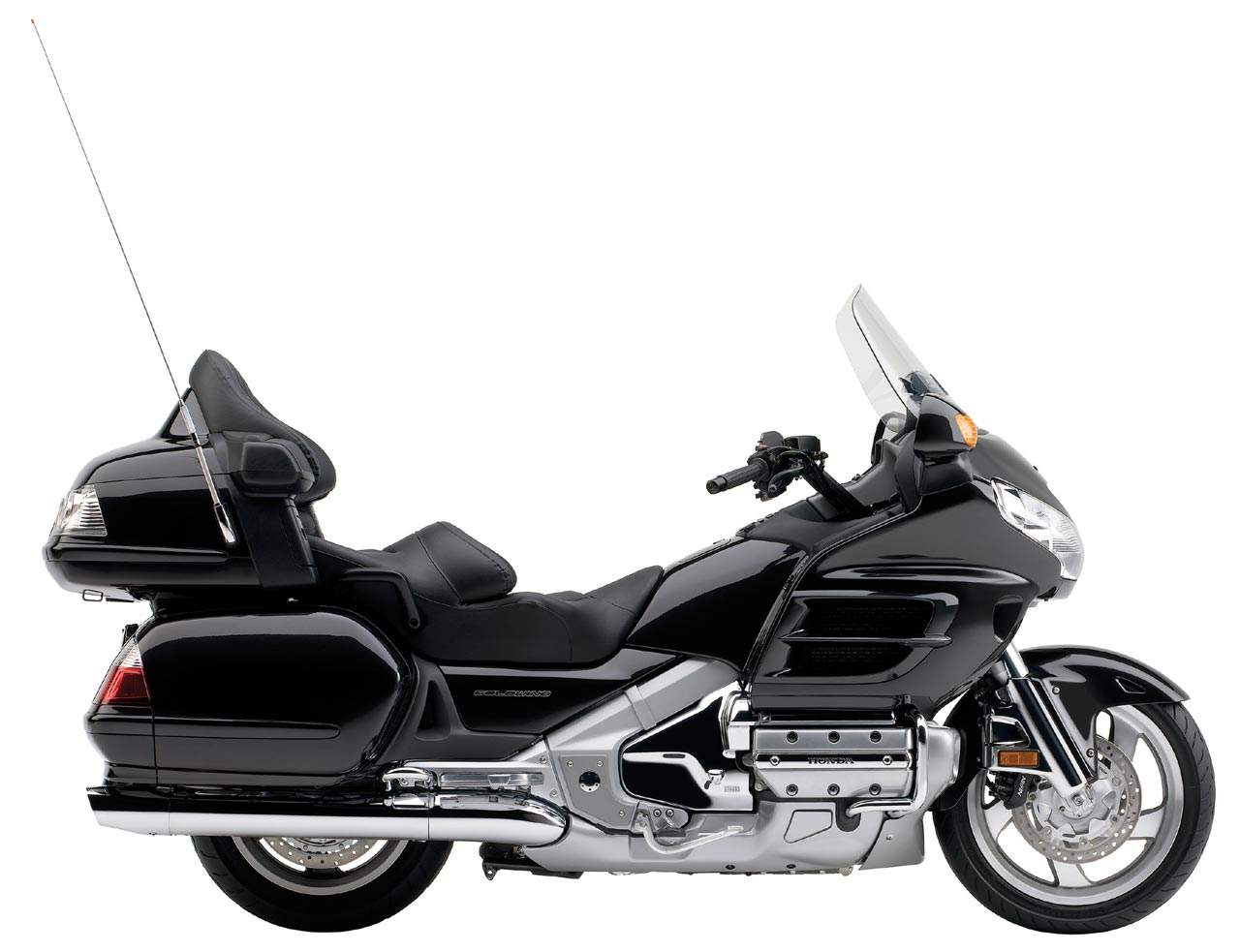 2007 honda gold wing gl1800 rh totalmotorcycle com 2007 Goldwing Trike 2007 honda goldwing service manual