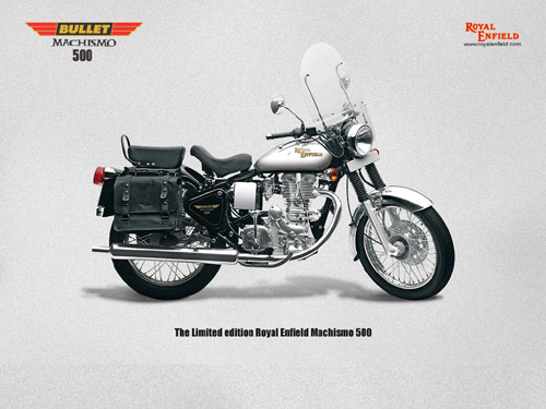 2007 Royal Enfield Bullet Machismo 500