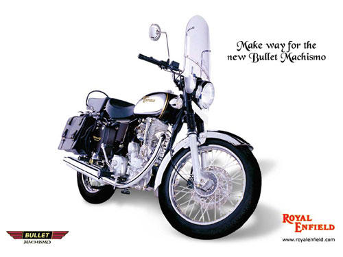 2007 Royal Enfield Bullet Machismo