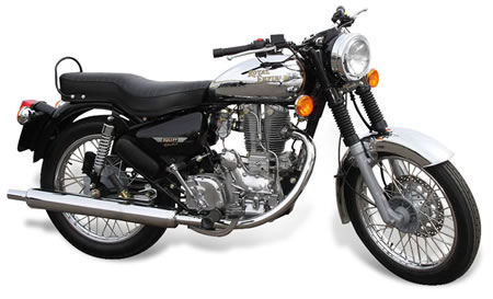2007 Royal Enfield Electra Classic Limited Edition