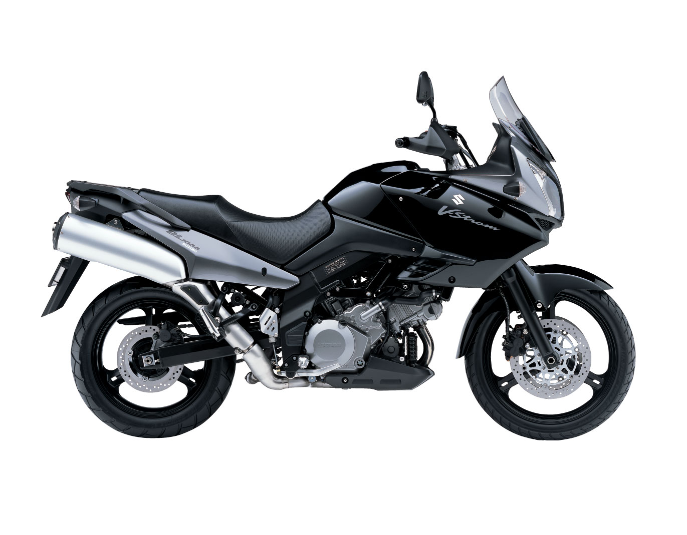 2007 suzuki v strom 1000. Black Bedroom Furniture Sets. Home Design Ideas