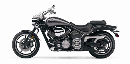 2007 Yamaha Road Star Warrior