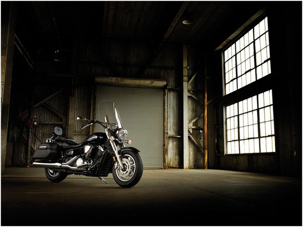 2007 Yamaha V-Star 1300 Tourer