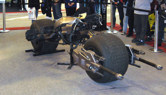 2009 Batman Motorcycle