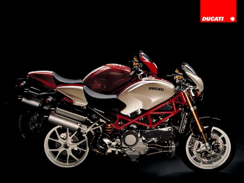2008 Ducati Monster S4RS Testastretta