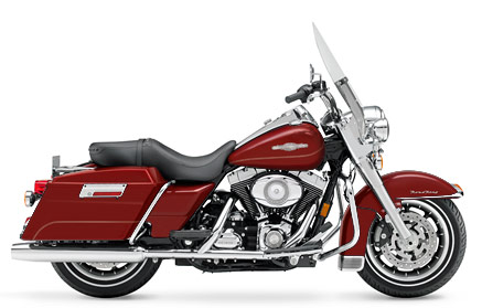 2008 Harley-Davidson Firefighter FLHR Road King