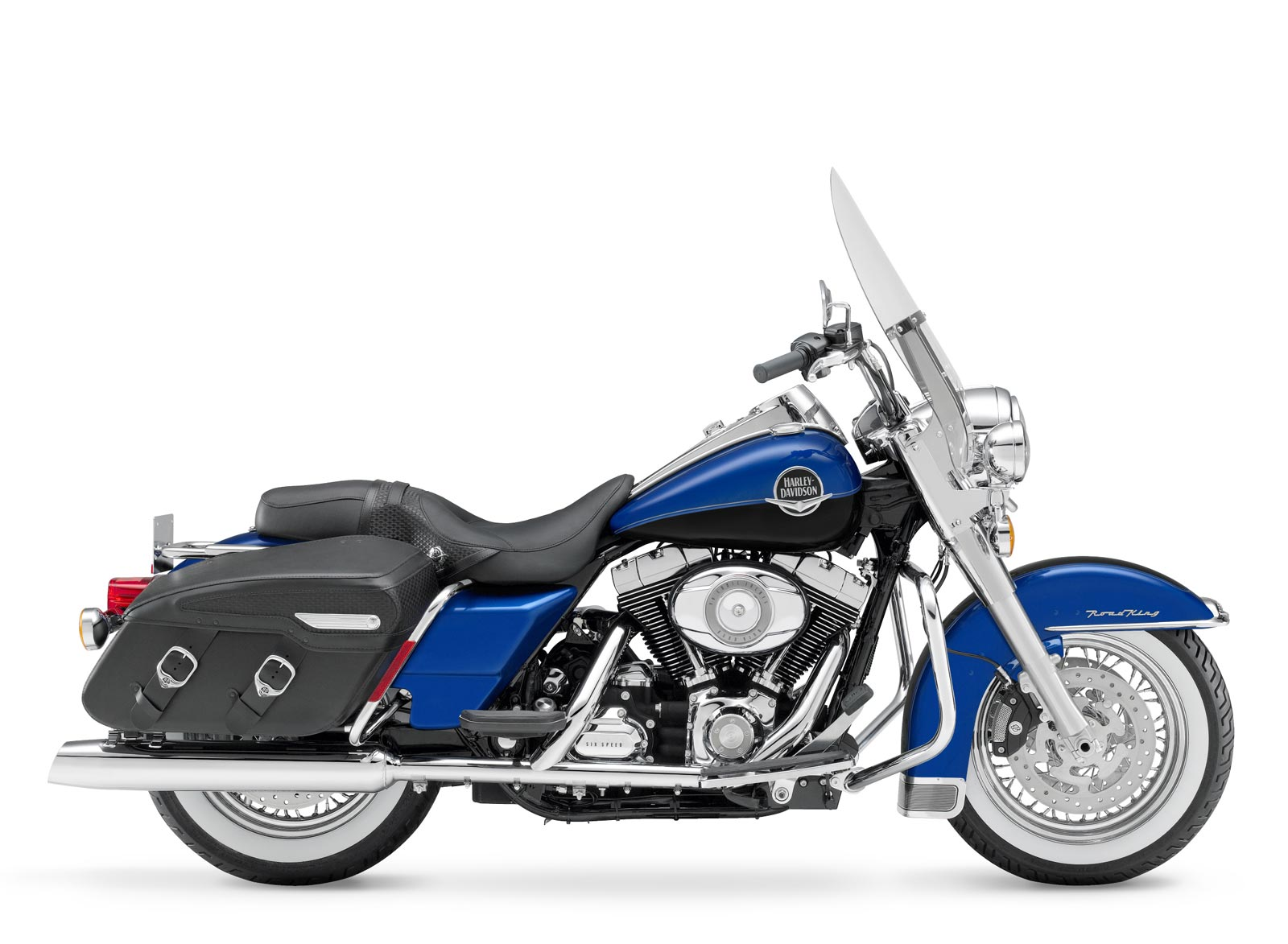 Harley Davidson Road King Classic High Performance
