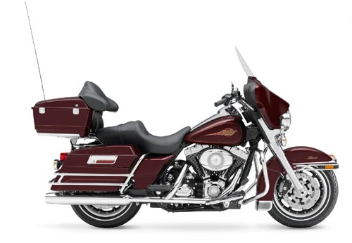 2008 Harley-Davidson FLHTC Electra Glide Classic