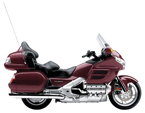 2008 Honda GL1800 Gold Wing