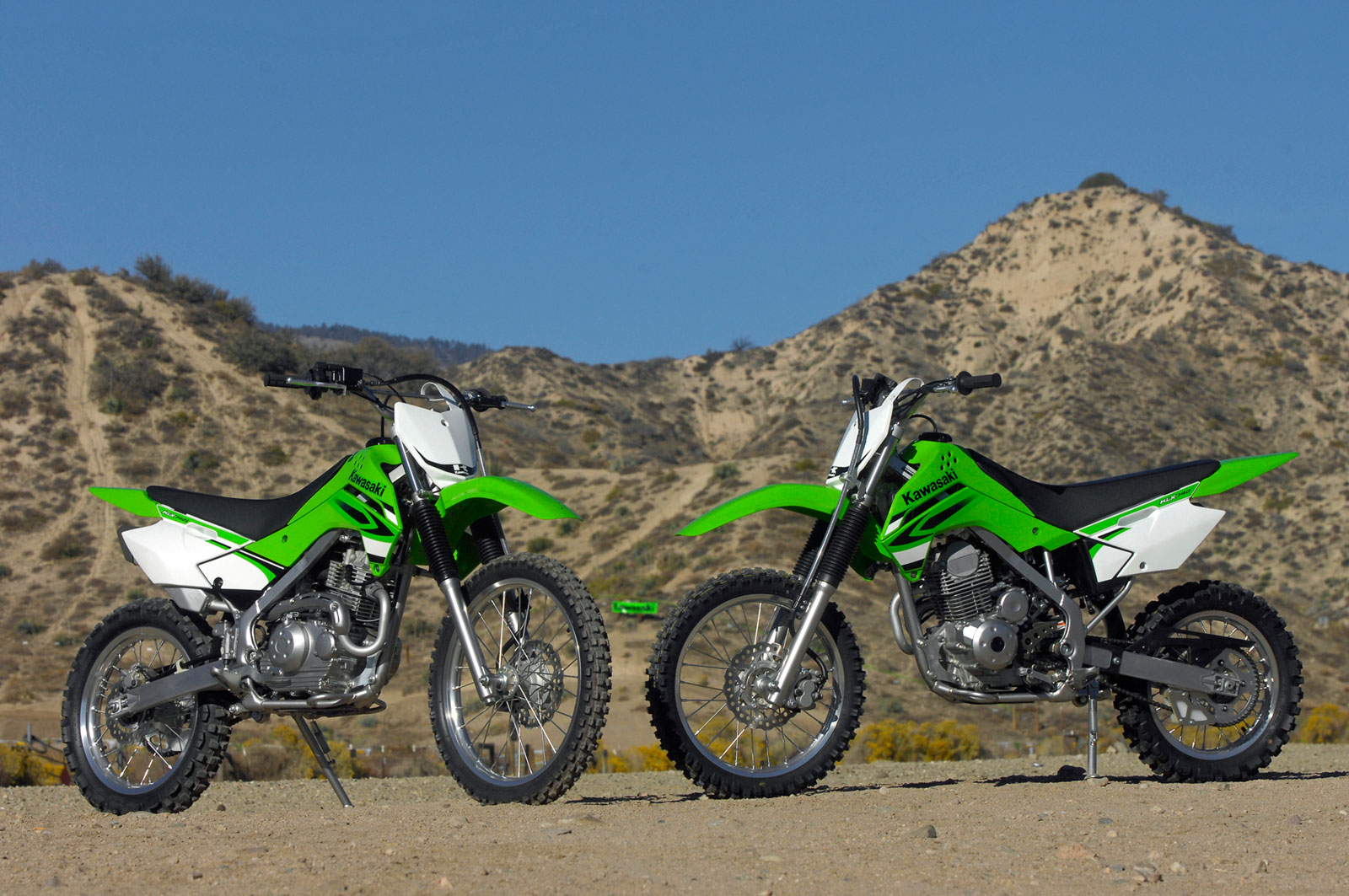 Stupendous 2008 Kawasaki Klx140L Ocoug Best Dining Table And Chair Ideas Images Ocougorg