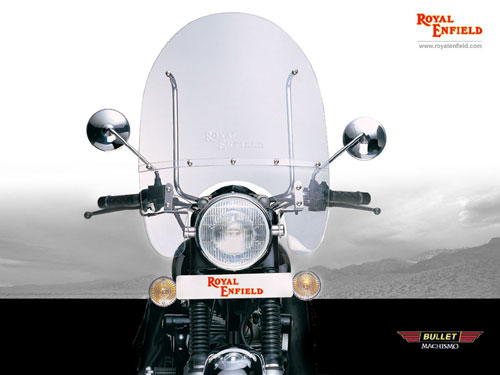 2008 Royal Enfield Bullet Machismo