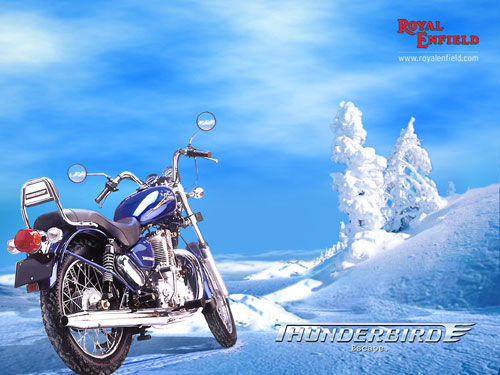 2008 Royal Enfield Thunderbird