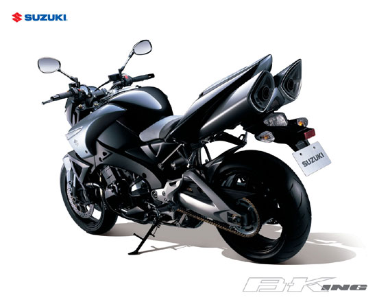 2008 Suzuki B-King ABS GSX1300BKA