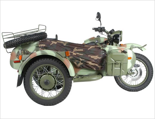 2008 Ural Gear-Up