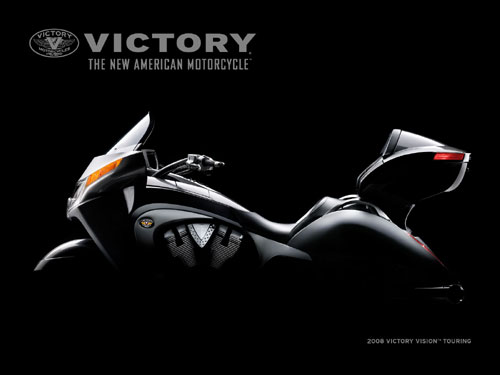 2008 Victory Vision Tour Comfort