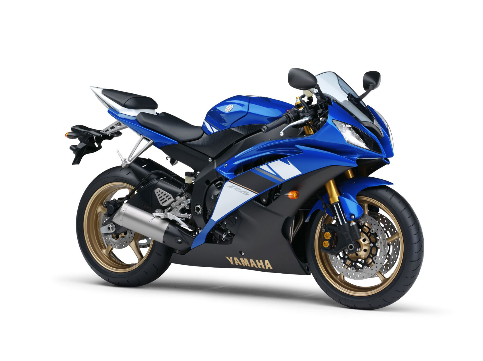 Page 7 - 2008 to 2009 - Yamaha R6/YZF-R6: Significant refinements