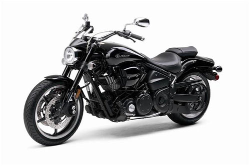 2008 Yamaha Road Star Midnight Warrior