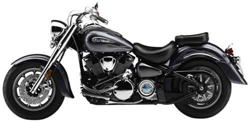 2008 Yamaha Road Star S