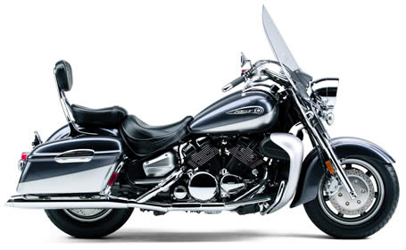 2008 Yamaha Royal Star Tour Deluxe S