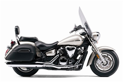 2008 Yamaha V-Star 1300 Tourer