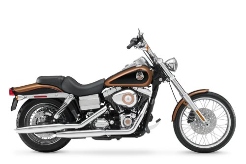 2008 Harley-Davidson FXDWG ANV 105th Anniversary Dyna Wide Glide
