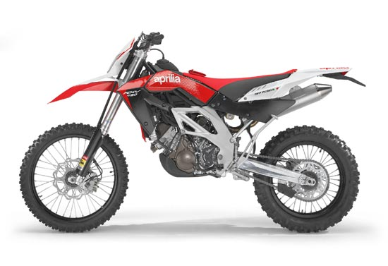 2009 Aprilia RXV 550