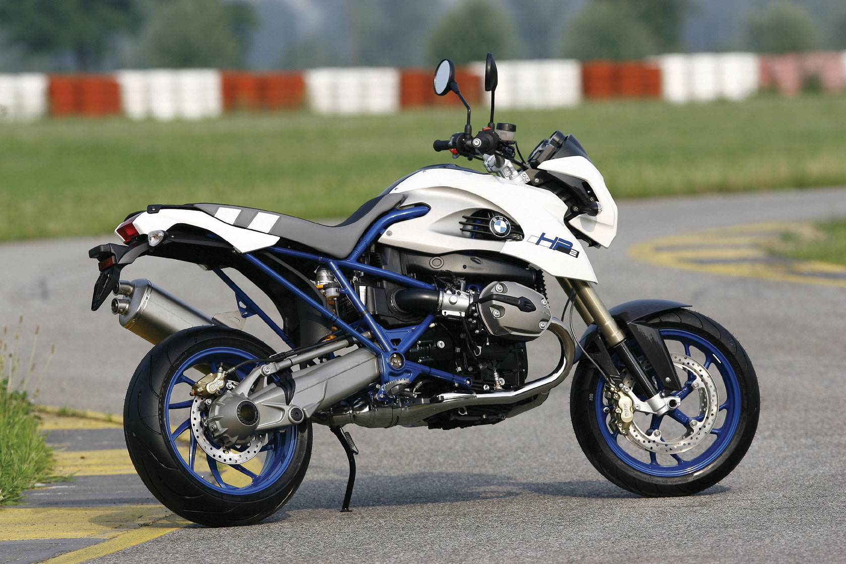 2009 BMW HP2 Megamoto Motorcycle