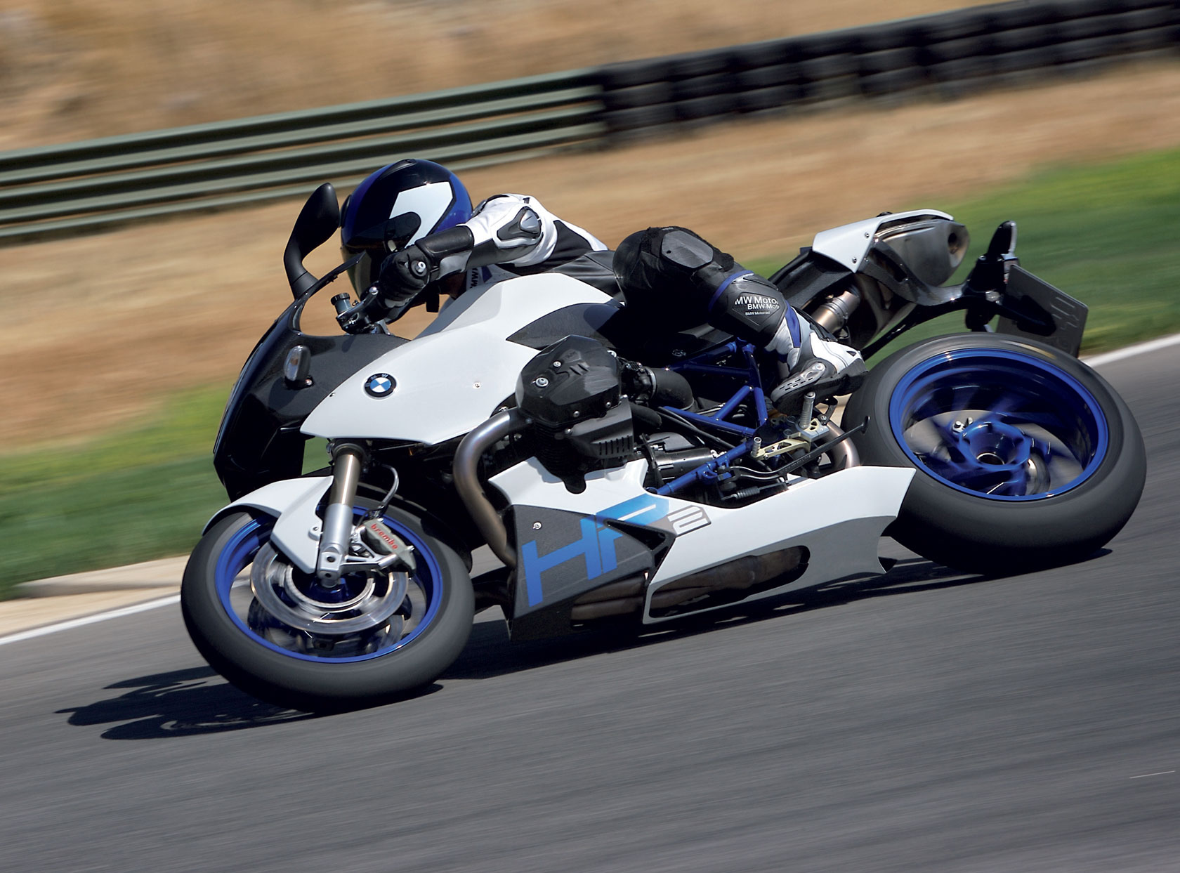 2009 BMW HP2 Sport Action
