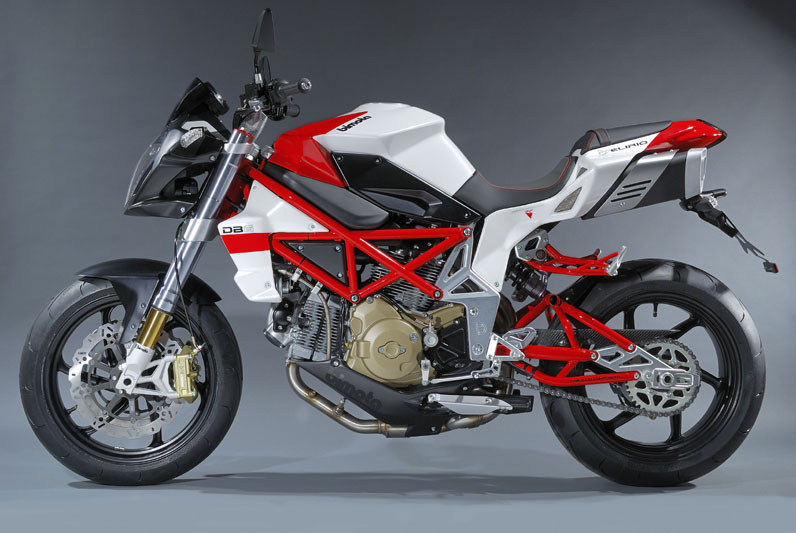 2009 Bimota DB6 Delirio Wallpaper
