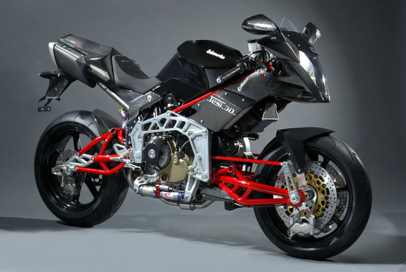 2009 Bimota Tesi 3D Black Edition
