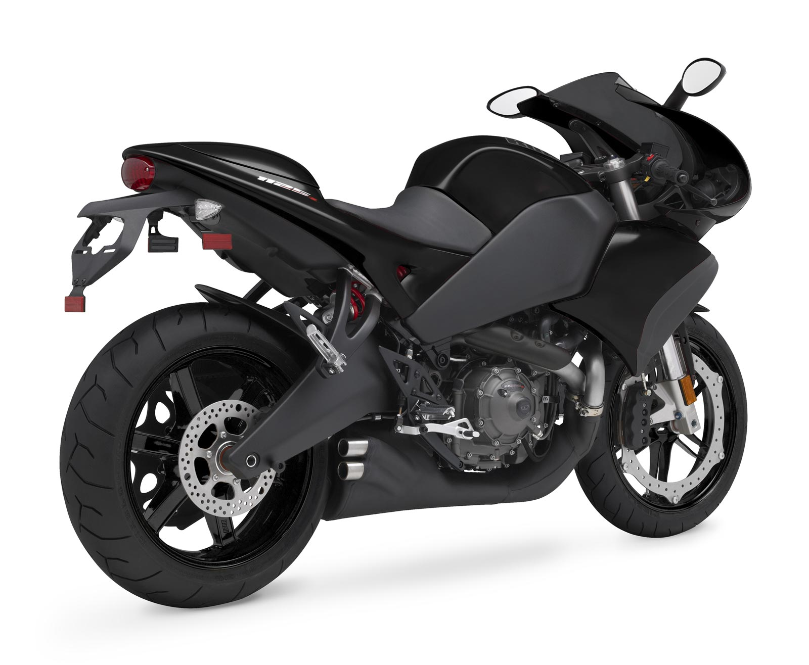 2009 Buell Motorcycle 1125R Picture