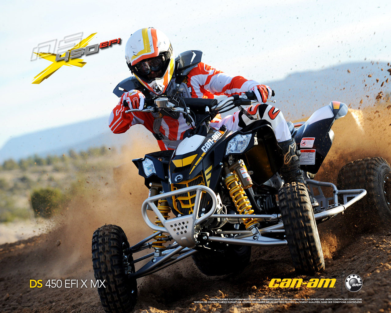 2009 Can Am Ds 450 Efi