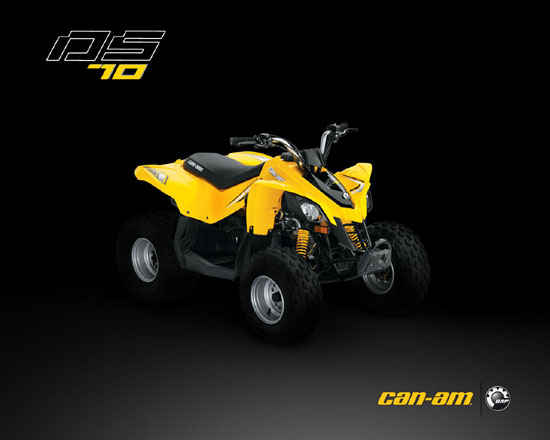 2009 Can-Am Youth 70