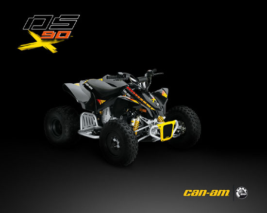 2009 Can-Am Youth 90