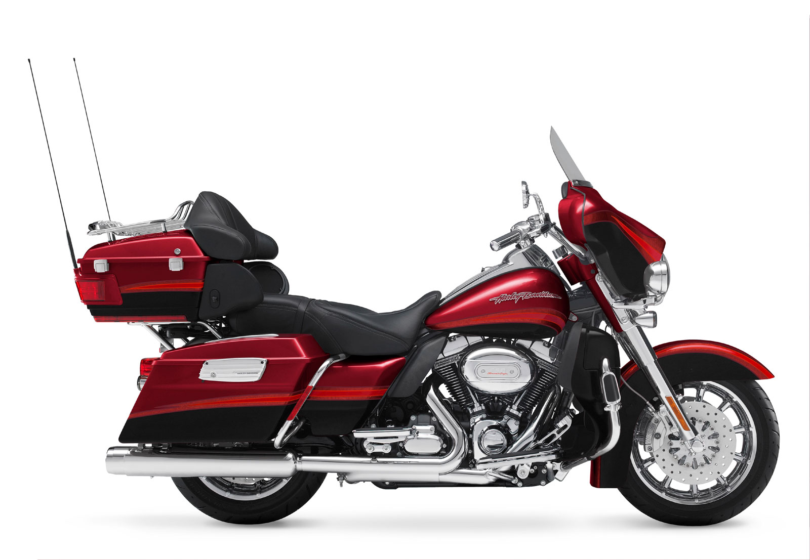 2009 harley davidson flhtcuse4 cvo ultra classic electra glide. Black Bedroom Furniture Sets. Home Design Ideas