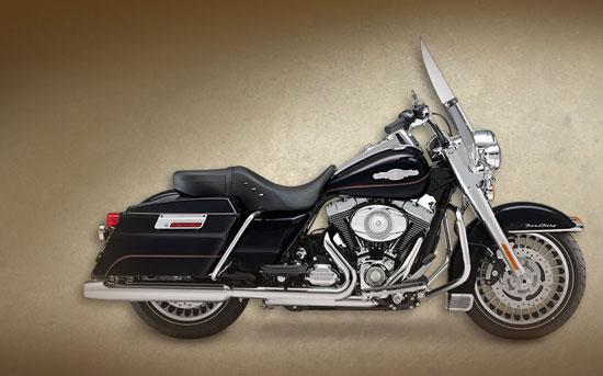 2009 Harley-Davidson Firefighter Road King