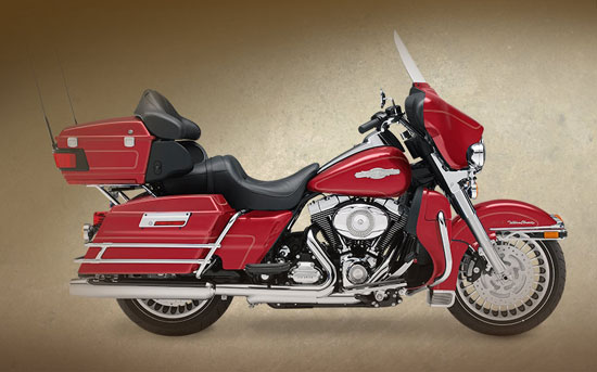 2009 Harley-Davidson Firefighter Ultra Classic Electra Glide