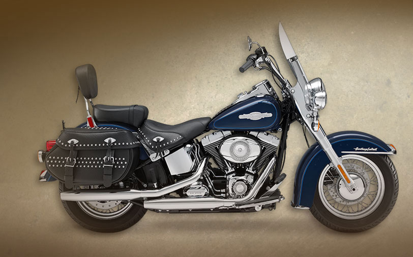 2009 Harley-Davidson Peace Officer Heritage Softail Classic