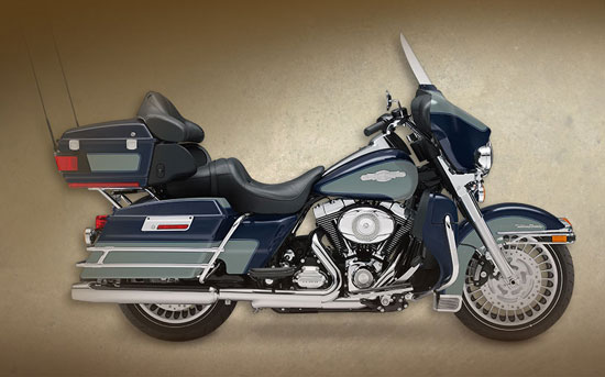 2009 Harley-Davidson Peace Officer Ultra Classic Electra Glide