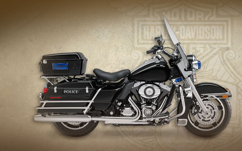 Astounding 2009 Harley Davidson Police Road King Alphanode Cool Chair Designs And Ideas Alphanodeonline
