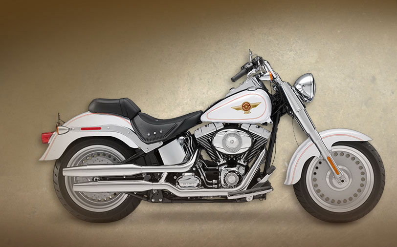 2009 Harley-Davidson Shrine Fat Boy