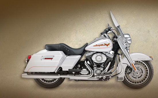 2009 Harley-Davidson Shrine Road King