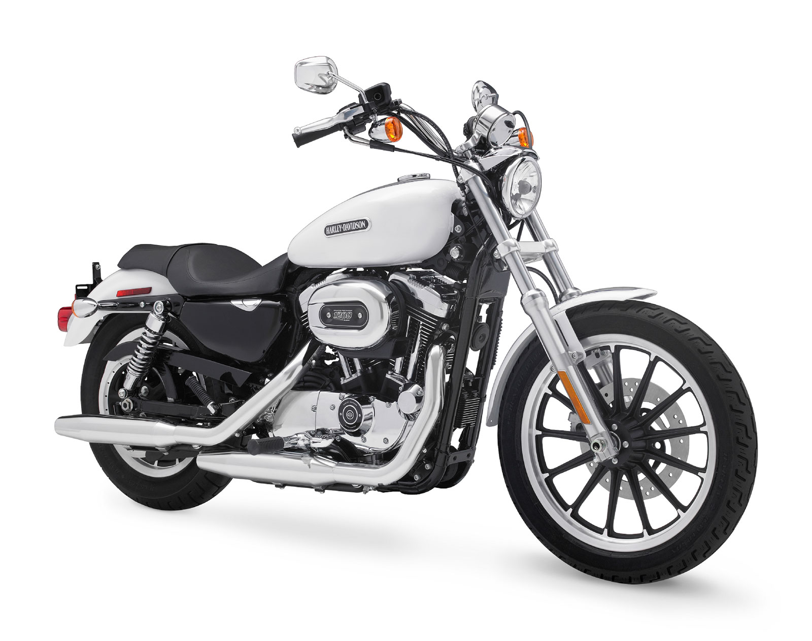 frozen 39 s bike 2009 harley davidson sportster 1200 low xl1200l. Black Bedroom Furniture Sets. Home Design Ideas